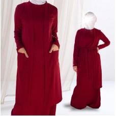 "платье с кардиганом  ""Ламис"""